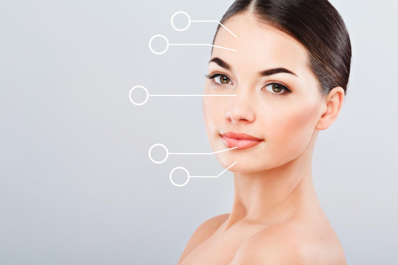 Rellenos Faciales: Ácido Hialurónico