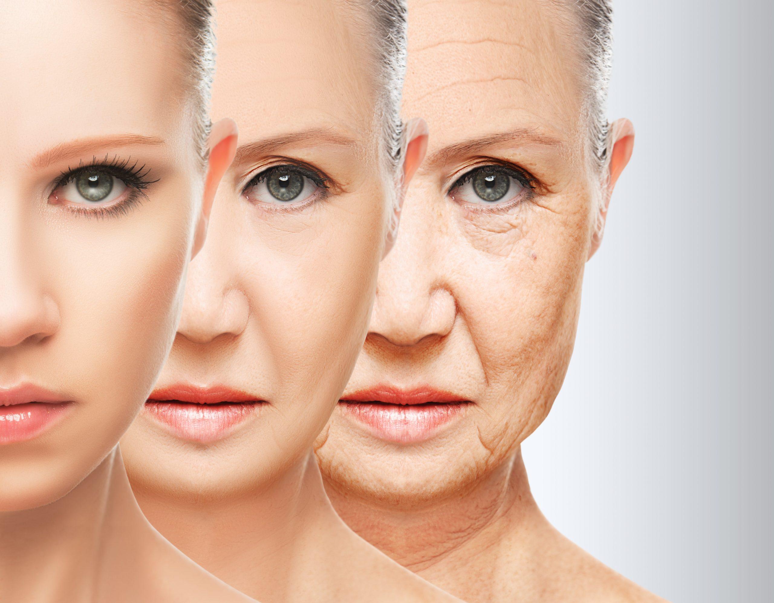 ¿Aparentas la edad que tienes? Descubre cuáles son los signos reveladores de la edad y cómo disimularlos.